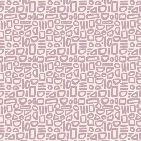 RJR Fabrics - Feel the Void - Contour - Spring Lilac Fabric