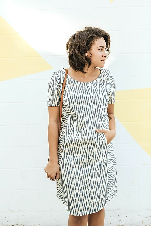 SEW TO GROW - FREMANTLE FROCK