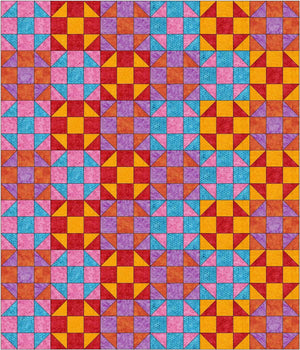 SHOO BE DO QUILT PATTERN (PDF)