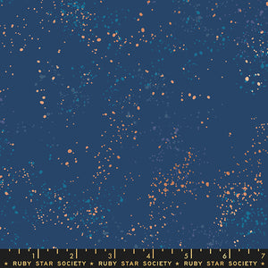 Moda Fabrics  -Ruby Star Sociey - Speckled New Bluebell