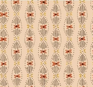 Windham Fabrics  - Bungalow - Wallpaper Stripe
