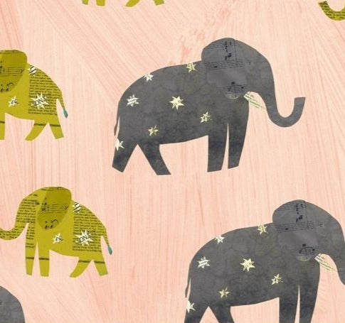 WINDHAM FABRICS - WISH - CARRIE BLOOMSTON – STARRY ELEPHANTS
