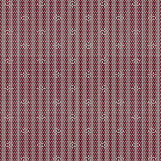 Andover Fabrics –  Entwine by Giucy Giuce - Intersect -  Burgundy