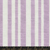 Moda Fabrics  - Ruby Star Society -  Warp Weft Heirloon Lupine -  Creami Wide Strips