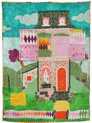Windham Fabrics  - Trixie - Townhouse Play Quilt