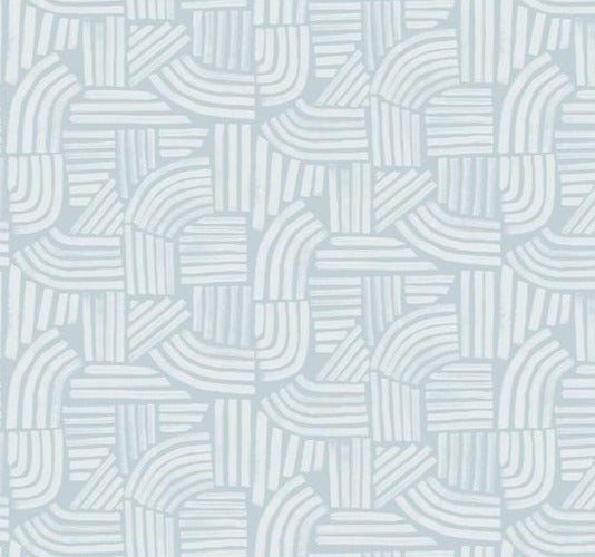 Windham Fabrics - Wildflower - Linea - Ice Blue
