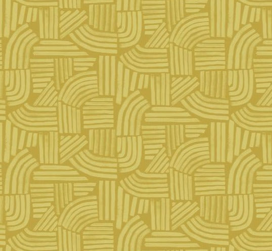 Windham Fabrics - Wildflower - Linea - Ochre