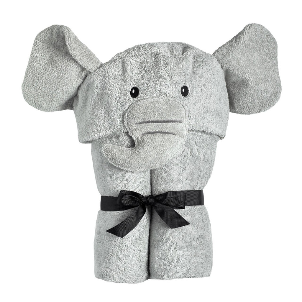 Yikes Twins - Child - Elephant Hooded Towels