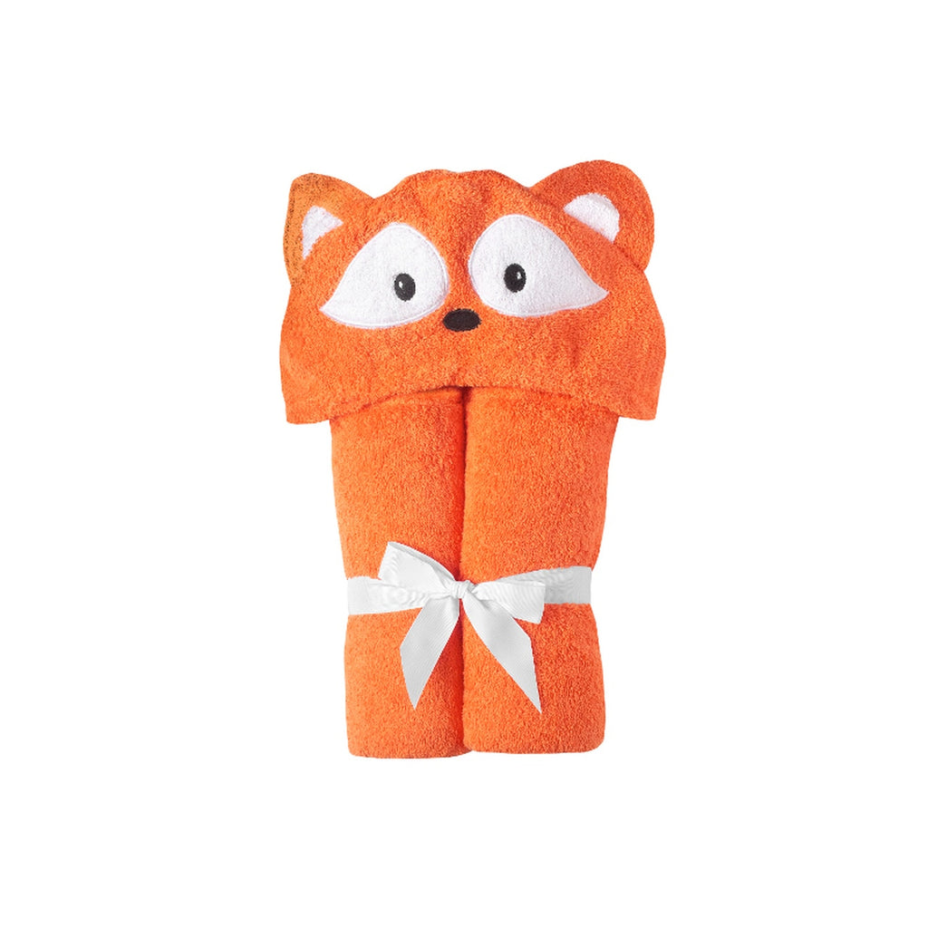 Yikes Twins - Child - Fox Hooded Towels