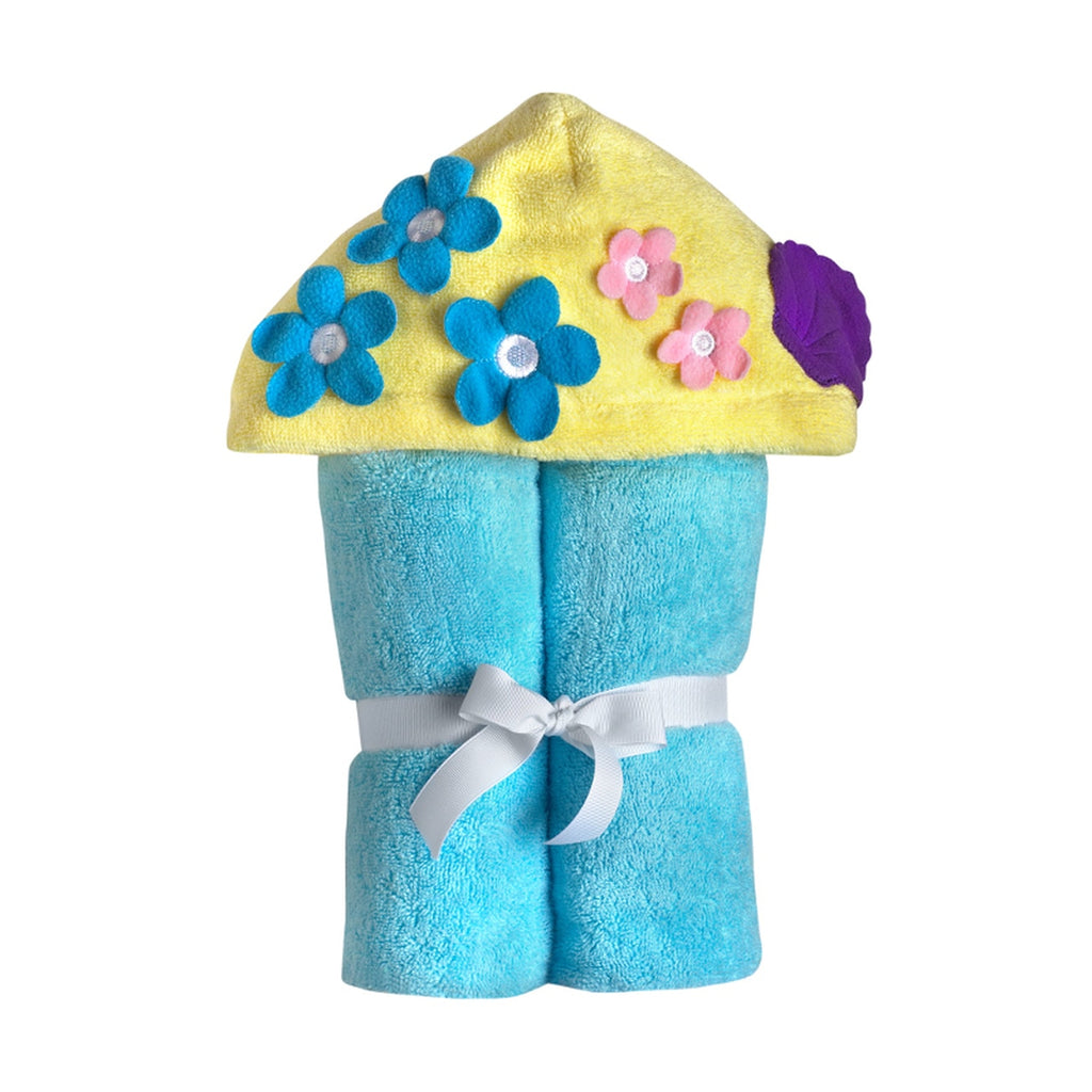 Yikes Twins - Child - Mermaid Hooded Towels