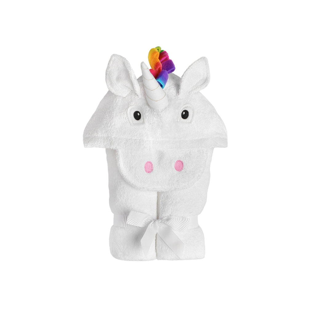 Yikes Twins - Child - Unicorn Hooded Towels