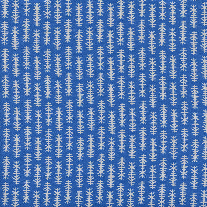 Cotton+Steel Fabrics – Lagoon Mini Chimes Cobalt