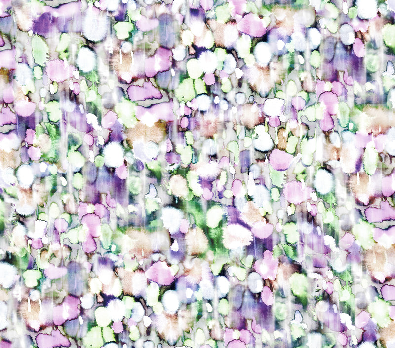 Cotton+Steel Fabrics– Fiorella - Efflorescence - Pearl Digiprint
