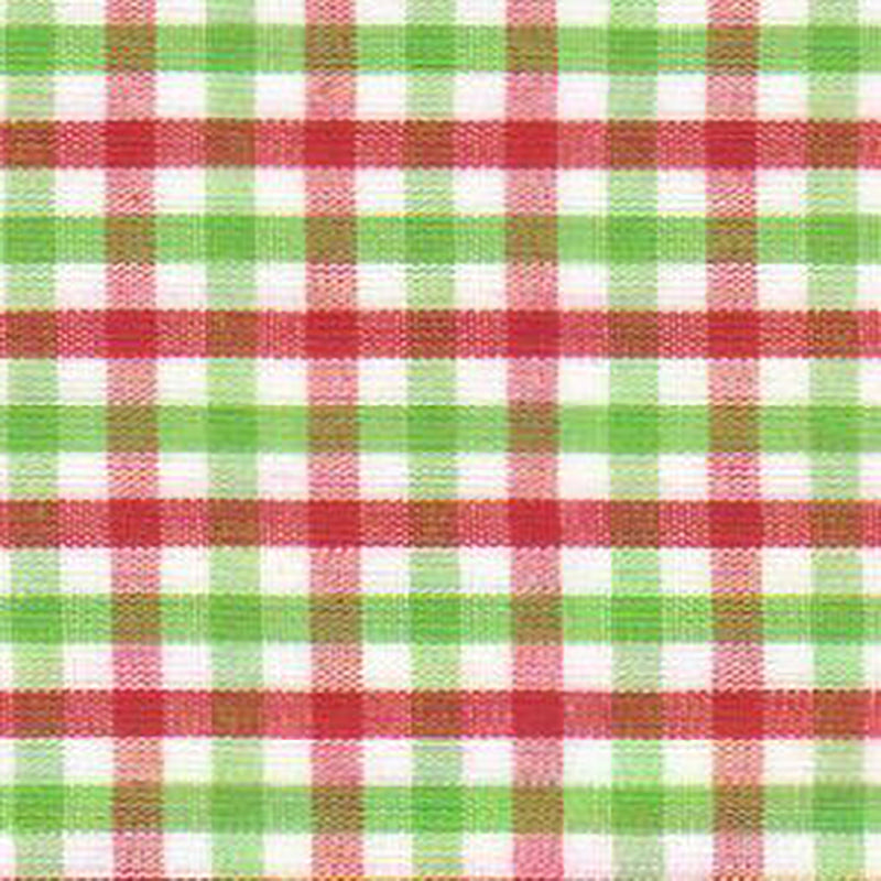 FABRIC FINDERS FABRICS - TRI-COLOR CHECK