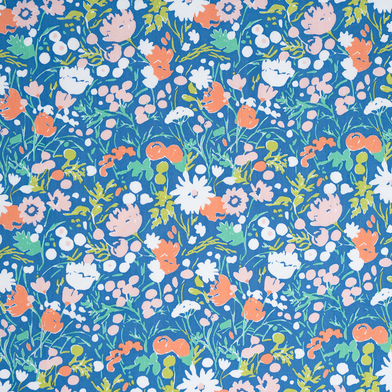Kitty Garden - Wildflower - Afternoon - Poplin