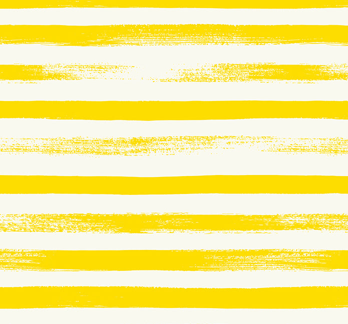 MODA FABRICS -  RUBY STAR - ZIP - LEMON YELLOW