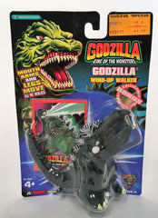Trendmasters Wind Up Godzilla