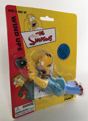 The Simpsons Homer Bowling Wind Up