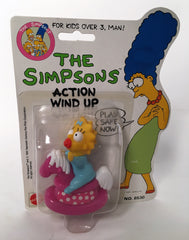 The Simpsons Maggie Action Wind Up