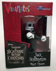 Nightmare Before Christmas Vinimates Jack Skellington Vinyl Figure