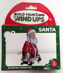 Wind Up Santa Claus Kit