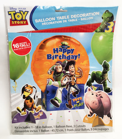 Main Street Toys - Toy Story Balloon Table Decoration By Anagram