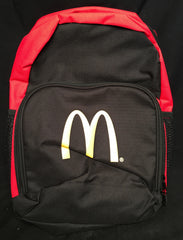 Full Size Adult McDonald's Promo Backpack