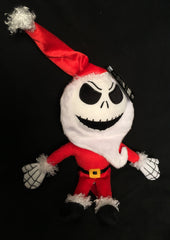 NIghtmare Before Christmas Jack As Santa Mini Plush Doll