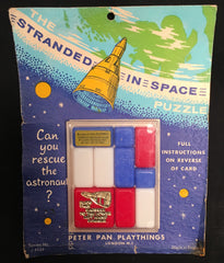 Peter Pan Playthings Stranded In Space Puzzle