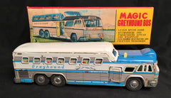 KTS Japan Tin Greyhound Scenicruiser Magic Bus