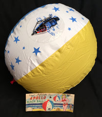 Vintage Vinyl Apollo Beach Ball