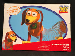 2012 Toy Story Slinky Dog Pull Toy