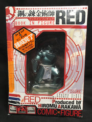 Fullmetal Alchemist Book In Figure RED