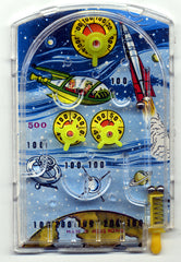 1970's Space Bagatelle Game