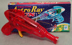 Vintage Japan Friction Astro Ray Gun Old Stock