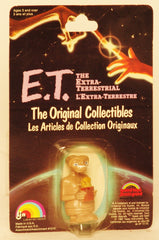 1982 E.T. The Extra Terrestrial Figures
