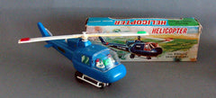 Vintage Battery Operated Helicopter