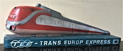 1950's Trans Europ Express Advertising Train
