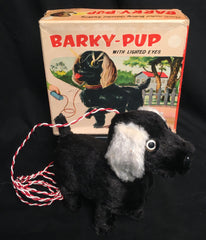 Linemar Japan Battery Operated Barky Pup