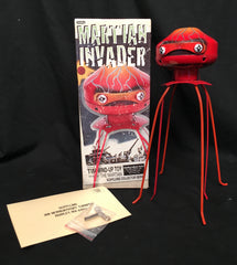 Reproduction Wind Up Martian Invader