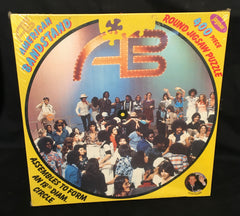 American Bandstand Jaymar Jigsaw Puzzle