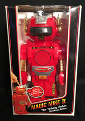 Battery Operated Magic Mike II Robot