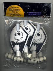 1993 Nightmare Before Christmas Jack Blow Outs