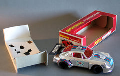 TPS Japan Battery Operated Spinning Porsche