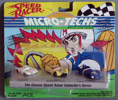 Speed Racer Micro Machines Collectors Set