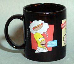 The Simpson's Ceramic Coffee Mug