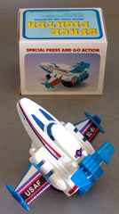 Vintage USAF Space Shuttle Fighter
