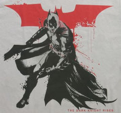 DC Comics Batman Dark Knight Rises XL Tee Shirt