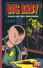Raw Big Baby Curse Of The Molemen One Shot #5
