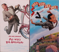 Classic Pee Wee Herman Feature Films!